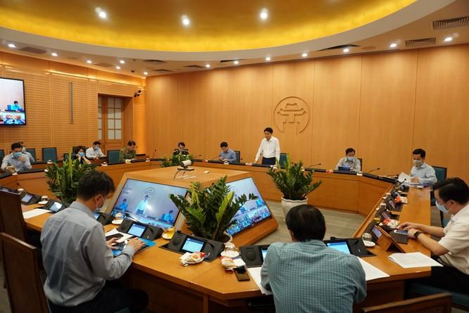 Chủ tịch Hà Nội phân tích trường hợp bệnh nhân 188 âm tính trở lại sau khi tái dương tính với virus SARS-CoV-2 ảnh 1