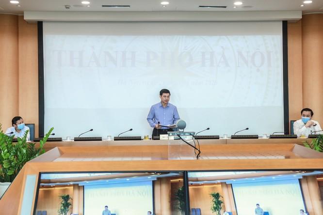 Hà Nội và TP. Hồ Chí Minh kiến nghị giảm mức giãn cách xã hội sau ngày 22/4 ảnh 1