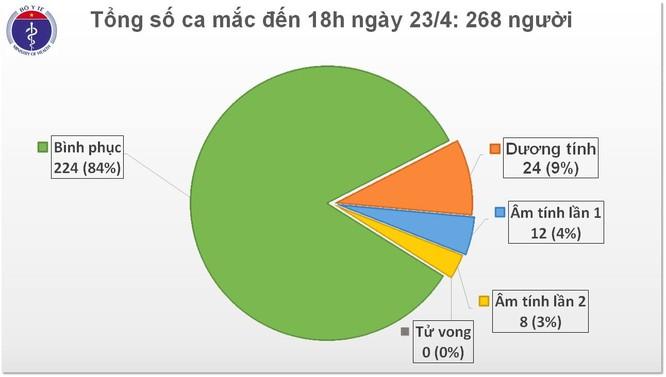 Tròn 1 tuần Việt Nam không có ca mắc COVID-19 mới ảnh 1