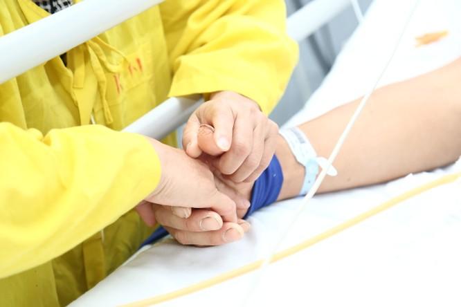 Hãy hiến máu để cứu người đàn ông 46 tuổi đối mặt với nguy cơ tử vong ảnh 2