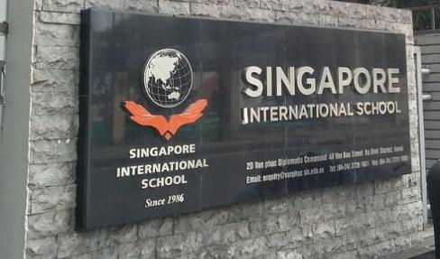 Phụ huynh bức xúc vì học phí hoàn trả bất hợp lý: Lãnh đạo Phòng GD&ĐT quận Ba Đình trực tiếp làm việc với Trường Quốc tế Singapore ảnh 1