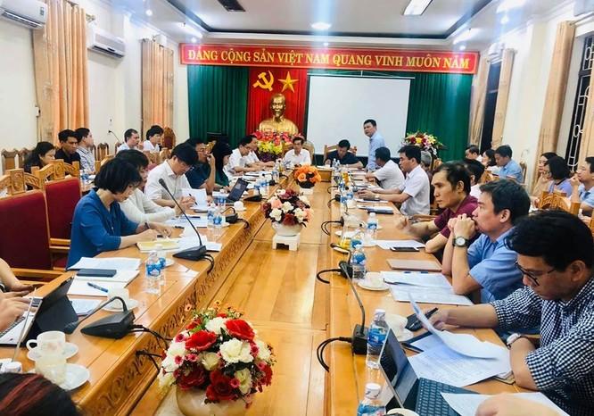 Thứ trưởng Bộ Y tế kiểm tra công tác y tế cơ sở tại Hà Tĩnh ảnh 2