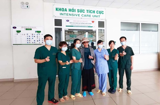Bệnh nhân 19 trở về nhà sau gần 3 tháng chống chọi với COVID-19 ảnh 2