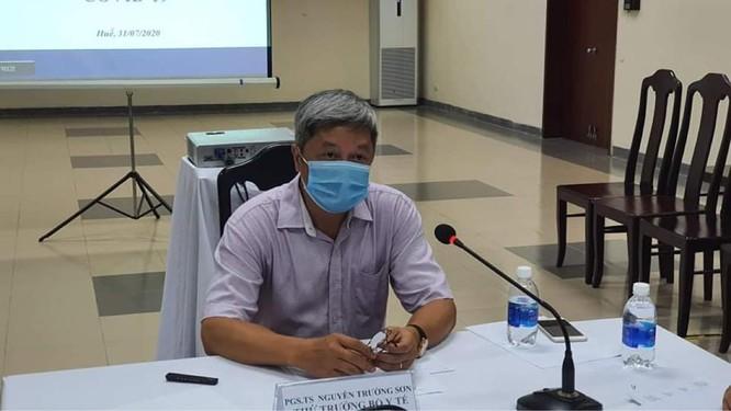 18 bệnh nhân mắc COVID-19 nặng đang được điều trị đặc biệt ở Bệnh viện Trung ương Huế cơ sở 2 ảnh 1