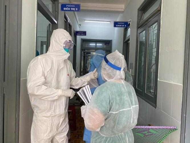 Hơn 100 bệnh nhân tại Bệnh viện Đa khoa khu vực miền núi phía Bắc Quảng Nam hết cách ly ảnh 1