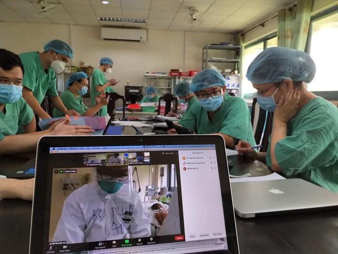 Lần đầu tiên, miền Trung cứu sống bé 8 tháng tuổi bị tim bẩm sinh phức tạp nhờ phương pháp Hybrid ảnh 1