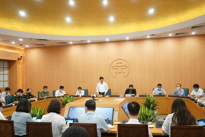 Phát hiện 3 bệnh viện không an toàn, Hà Nội sẽ họp khẩn với tất cả các bệnh viện trên địa bàn ảnh 1