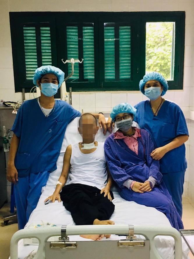 Bệnh nhân thứ 5 ghép phổi thành công tại Bệnh viện Hữu nghị Việt Đức ảnh 1