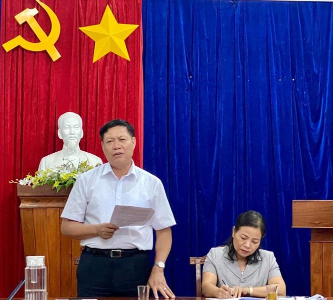 """Thứ trưởng Bộ Y tế Đỗ Xuân Tuyên: Không để xuất hiện """"vùng lõm"""" trong tiêm chủng bạch hầu ảnh 1"""
