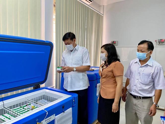 """Thứ trưởng Bộ Y tế Đỗ Xuân Tuyên: Không để xuất hiện """"vùng lõm"""" trong tiêm chủng bạch hầu ảnh 2"""