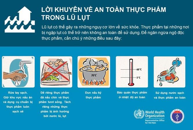 8 điều người dân cần làm ngay để phòng, chống dịch bệnh khi mưa bão ảnh 2