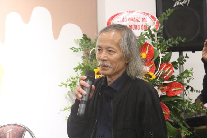 """Triển lãm """"90 mùa xuân"""" của họa sĩ Ngọc Linh - những cảm xúc tươi sáng dành riêng cho Hà Nội ảnh 6"""
