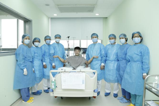 Bệnh viện Trung ương Quân đội 108 ghép 8 mô, tạng cứu sống 6 người cận kề cái chết ảnh 6