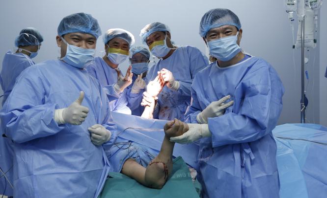 Bệnh viện Trung ương Quân đội 108 ghép 8 mô, tạng cứu sống 6 người cận kề cái chết ảnh 4