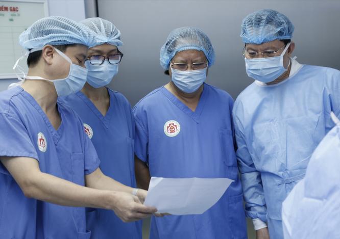 Bệnh viện Trung ương Quân đội 108 ghép 8 mô, tạng cứu sống 6 người cận kề cái chết ảnh 9