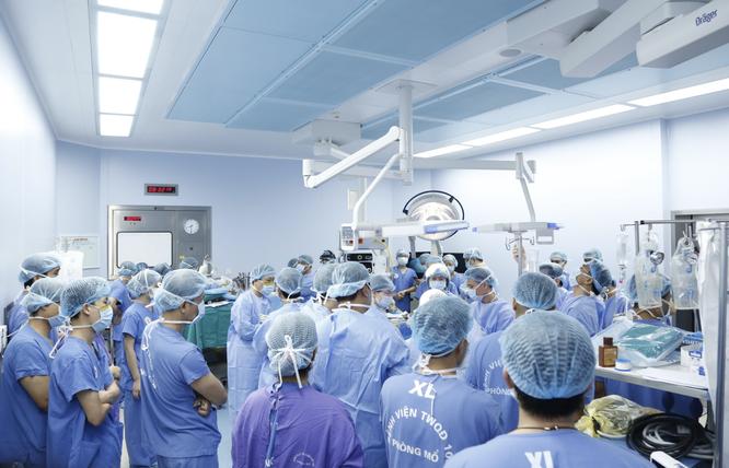 Bệnh viện Trung ương Quân đội 108 ghép 8 mô, tạng cứu sống 6 người cận kề cái chết ảnh 8