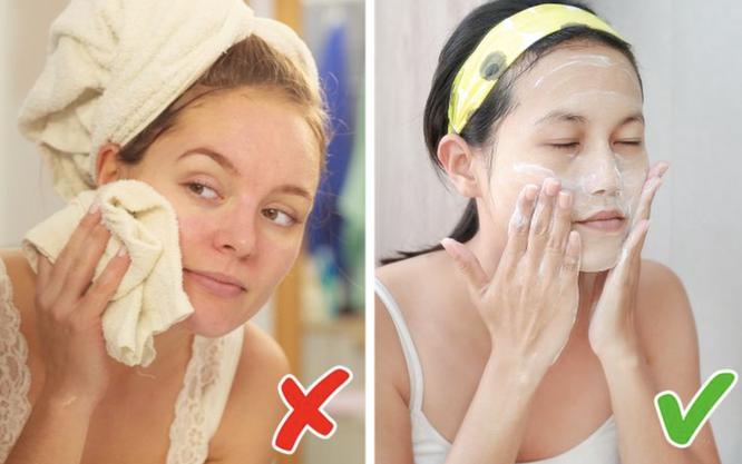 Rửa mặt ít nhất 60 giây: Chị em sẽ tự mình thay đổi cả khuôn mặt ảnh 4