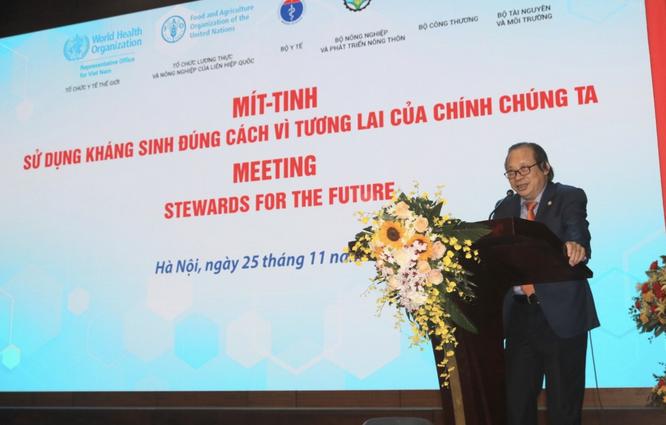 Báo động: Việt Nam đứng thứ 4 về tỷ lệ kháng thuốc ở châu Á - Thái Bình Dương ảnh 3
