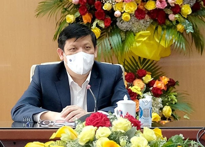 Bộ Y tế dồn toàn lực cho chiến dịch tiêm vaccine phòng COVID-19 lớn nhất từ trước đến nay ở Việt Nam ảnh 1