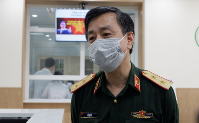 Phó Thủ tướng Vũ Đức Đam tiêm thử nghiệm vaccine phòng COVID-19 đầu tiên của Việt Nam ảnh 2