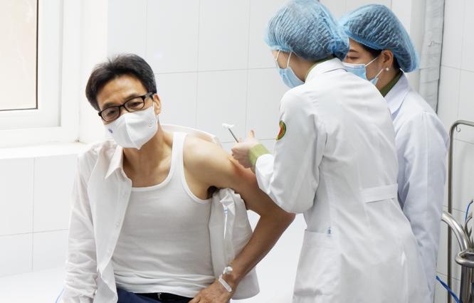 Phó Thủ tướng Vũ Đức Đam yêu cầu Bộ Y tế xây dựng Đề án thành lập Viện Vaccine quốc gia ảnh 2
