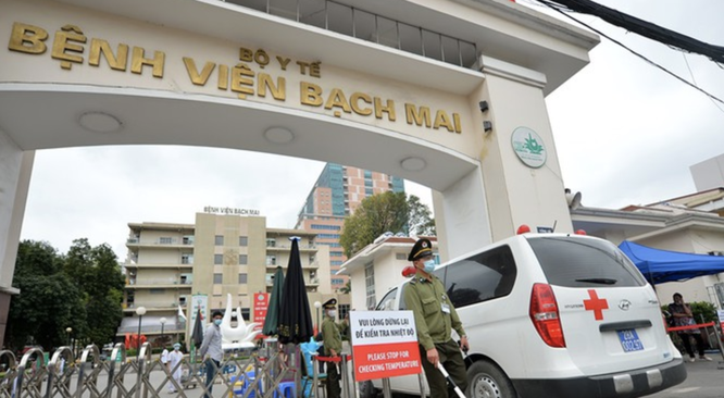 Bộ Y tế kiểm tra toàn diện Bệnh viện Bạch Mai về vấn đề tự chủ bệnh viện ảnh 1
