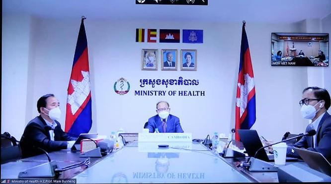 """Việt Nam sẵn sàng cử chuyên gia, bác sĩ đến """"điểm nóng"""" của dịch COVID-19 ở Campuchia ảnh 2"""