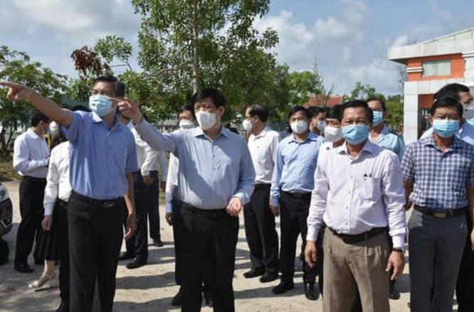 Bộ trưởng Bộ Y tế: Biến chủng kép virus SARS-CoV-2 ở Ấn Độ, Campuchia có thể xâm nhập vào nước ta ảnh 1