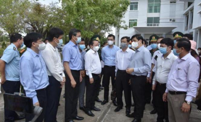 Bộ trưởng Bộ Y tế: Biến chủng kép virus SARS-CoV-2 ở Ấn Độ, Campuchia có thể xâm nhập vào nước ta ảnh 2