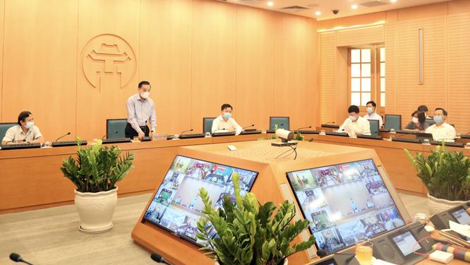 Hà Nội tăng tốc tuy vết 5.000 người liên quan đến ổ dịch COVID-19 ở Bệnh viện K Tân Triều ảnh 1