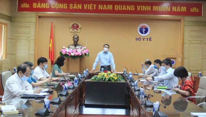 Công suất xét nghiệm virus SARS-CoV-2 ở Việt Nam đã tăng gấp 3 lần các đợt dịch trước ảnh 1