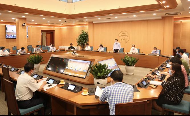 Chủ tịch Hà Nội yêu cầu Công an vào cuộc vụ Giám đốc Hacinco vi phạm quy định phòng, chống dịch ảnh 1
