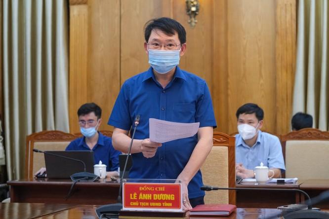 Thứ trưởng Bộ Y tế chỉ ra 4 việc Bắc Giang phải làm ngay để dập dịch ảnh 2