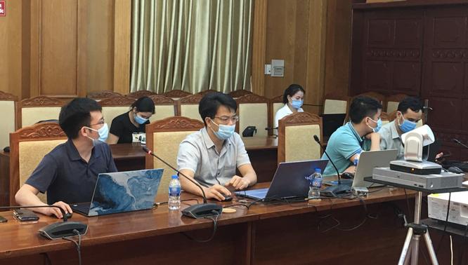 Số hoá toàn bộ mẫu xét nghiệm COVID-19 trên toàn tỉnh Bắc Giang ảnh 1