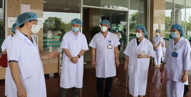 Cập nhật tình hình COVID-19 tối 24/5: Bắc Giang tiếp tục nóng với 44 ca nhiễm mới ảnh 1