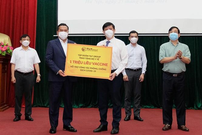 1 triệu liều vaccine phòng COVID-19 chính thức nằm trong quỹ mua vaccine của Việt Nam ảnh 1