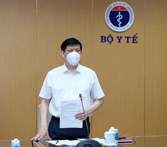 Sau lời kêu gọi của Bộ trưởng Bộ Y tế, các bệnh viện huy động lực lượng chi viện cho Bắc Giang ảnh 1