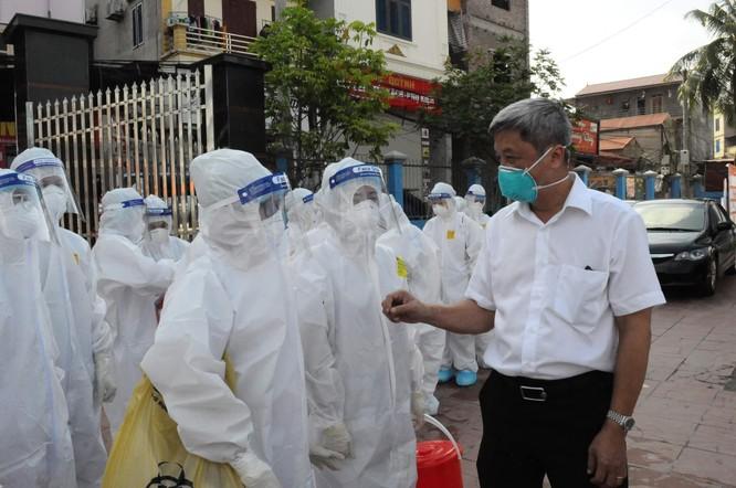 Xét nghiệm cho 40.000 người dân ở Bắc Giang, thí điểm công nhân được tự lấy mẫu xét nghiệm nhanh ảnh 2