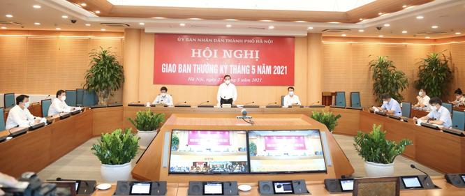 Chủ tịch Hà Nội: Từ 6-7 ngày, chu kỳ lây COVID-19 ở Thủ đô rút ngắn chỉ còn 2 ngày ảnh 1