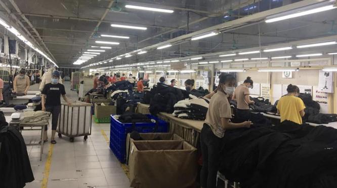Khu công nghiệp phải xét nghiệm ngẫu nhiên cho 20% công nhân, người lao động để phòng COVID-19 ảnh 1