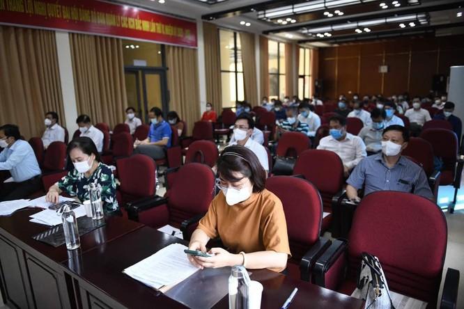 Thứ trưởng BYT Đỗ Xuân Tuyên: Các khu công nghiệp ở Bắc Ninh có nguy cơ bùng phát COVID-19 rất cao ảnh 2