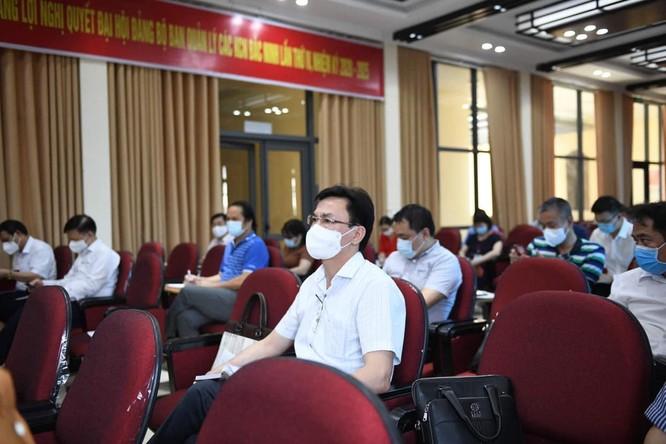 Thứ trưởng BYT Đỗ Xuân Tuyên: Các khu công nghiệp ở Bắc Ninh có nguy cơ bùng phát COVID-19 rất cao ảnh 1