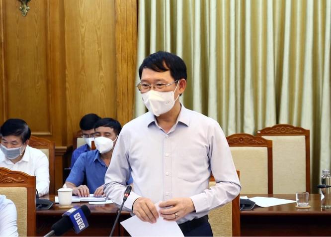 """1.000 sinh viên, nhân viên y tế do BYT điều động sẽ """"chiến đấu"""" với COVID-19 ở tâm dịch Bắc Giang ảnh 1"""