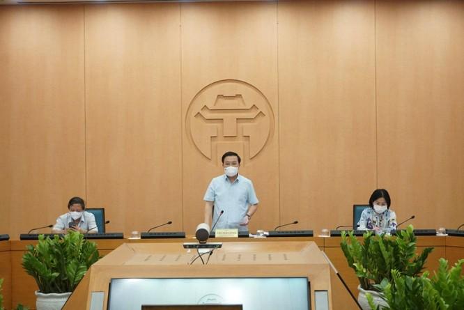 Hà Nội giám sát người về từ TP. Hồ Chí Minh từ ngày 16/5 sau khi có 30 người tiếp cận Hội thánh ảnh 1