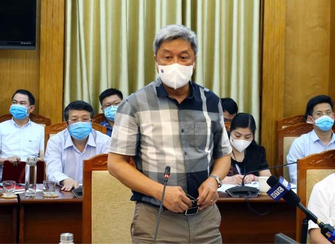 """1.000 sinh viên, nhân viên y tế do BYT điều động sẽ """"chiến đấu"""" với COVID-19 ở tâm dịch Bắc Giang ảnh 2"""