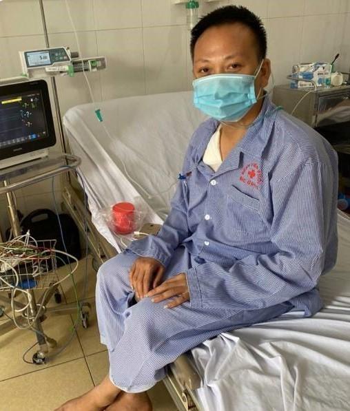 Bắc Giang: Sau 12 ngày chiến đấu với tử thần, bệnh nhân mắc COVID-19 nặng đầu tiên được cứu sống ảnh 1