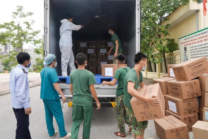 Bệnh nhân COVID-19 ở Bắc Ninh, Bắc Giang sẽ được dùng thuốc, sản phẩm y học cổ truyền ảnh 1