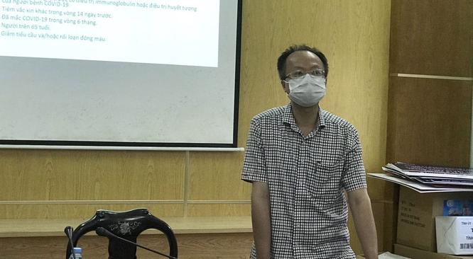 Sau tiêm 150.000 liều vaccine COVID-19,Bắc Giang tập huấn kỹ năng xử lý phản ứng nặng cho cơ sở y tế ảnh 1