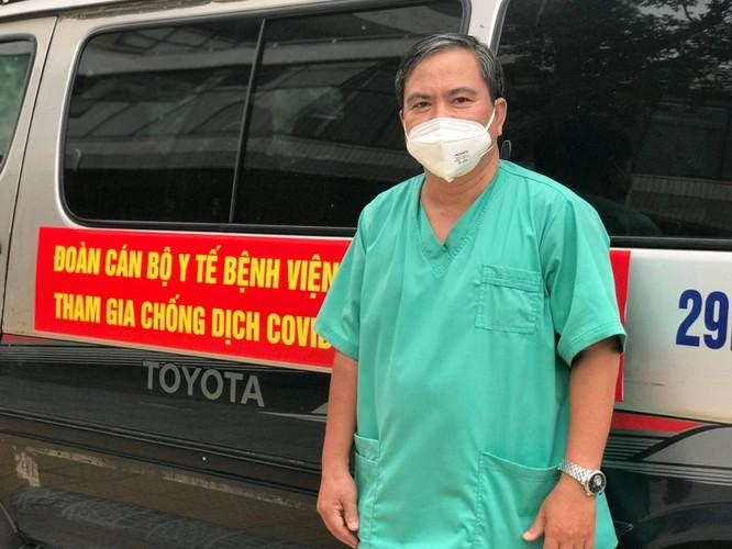 BS. Nguyễn Trung Huy: Không có chế độ dinh dưỡng hợp lý, bệnh nhân COVID-19 nặng sẽ bị suy kiệt ảnh 1