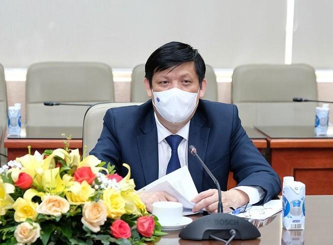 Bộ trưởng Bộ Y tế Nguyễn Thanh Long: Các nguồn vaccine phòng COVID-19 về Việt Nam rất chậm ảnh 1